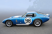 Carroll Shelby Photo Posters - Daytona 98 Poster by Bill Dutting