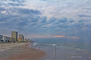 Deborah Benoit - Daytona Beach Saturday Morning