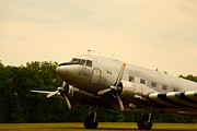 Dc-3 Plane Framed Prints - Dc 3 Framed Print by Timothy Ducrot