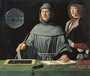 Scientists Art - De Barbari, Jacopo Half 15th by Everett