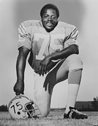 Touchdown Posters - Deacon Jones Poster by Sanely Great