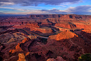 Greg Norrell - Dead Horse Point Sunrise