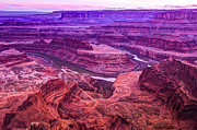 Gary Whitton - Dead Horse Point Sunset...
