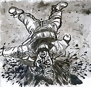 George Bush Originals - Dead Iraqi by Mike Miller