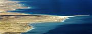 Isaac Silman - Dead sea Panorama