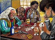 Gambling Originals - Deadmans Hand by George Ameal Wilson