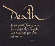 David  Speck  - Death be not Proud