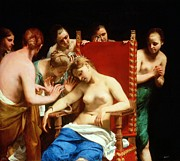 Asp Prints - Death of Cleopatra Print by Pg Reproductions