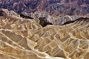 Bernard MICHEL - Death Valley - Zabriskie...