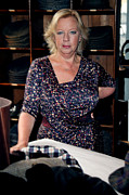 Deborah Prints - Deborah Meaden 1 Print by Jez C Self