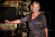 Deborah Prints - Deborah Meaden 12 Print by Jez C Self