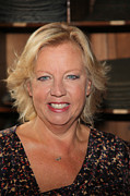 Deborah Framed Prints - Deborah Meaden 2 Framed Print by Jez C Self