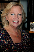 Deborah Framed Prints - Deborah Meaden 8 Framed Print by Jez C Self