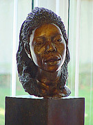 Lost-wax Casting Art - Deborah by Michael Weber