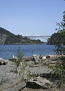 Mary Gaines - Deception Pass Bridge III