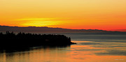 Winston Rockwell - Deception Pass Sunset