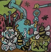 420 Originals - Deemon Oil by Deemon Picasso