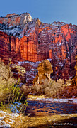 Christopher Holmes - Deep In Zion Canyon