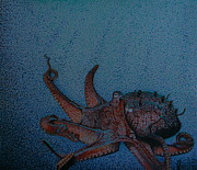 Stippling Originals - Deep Sea by Jason Welter
