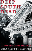 Book Cover Design Art - Deep South Dead eBook Cover by Mark E Tisdale