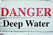 Deep Water Print by Tom Gowanlock