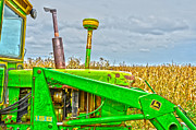 Fort Collins Art - Deere 158 by Keith Ducker