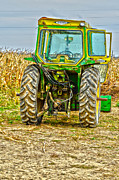 Fort Collins Art - Deere 3 by Keith Ducker