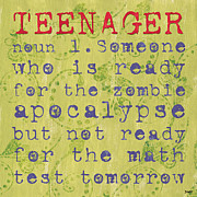 Debbie DeWitt - Definition of Teenagers