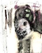 Deformed Personality Print by Ruth Clotworthy