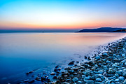 Horizon Metal Prints - Deganwy North Wales Metal Print by Adrian Evans