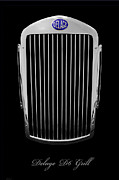 Curt Johnson - Delage  D6 1946 Grill