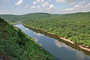 Jervis Prints - Delaware River at Hawks Nest Print by Steven Richman