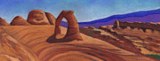 Anne Katzeff - Delicate Arch