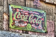 Coke Black Posters - Delicious And Refreshing Poster by Heidi Smith