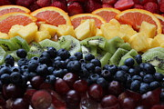 Kiwi Photo Originals - Delicious Rainbow by Ginette Emmonds