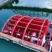 Delta Photos - Delta Queen Paddle Wheel by Kay Pickens