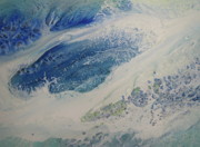 Floods Paintings - Deluge by Debra LePage