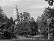 Colleges Metal Prints - Denison University Swasey Chapel Metal Print by University Icons