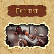 Mike Savad - Dentist button