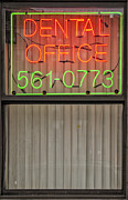 Signs - Dentists Office Bronx NY by Robert Ullmann