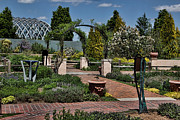 Colorado Prints Originals - Denver Botanic Gardens interior by Jon Burch Photography