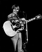 John Denver Art - Denver by Mike Flynn