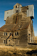 Robert Ford - Derelict old Grain...