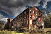Lisa Hurylovich - Dery Silk Mill Building