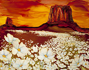 Wendy Wilkins - Desert Butte-y