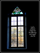 Avis  Noelle - Desert Church Window...