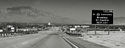 Cindy Nunn - Desert City Panorama