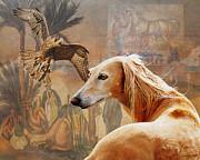 Desert Heritage Print by Judy Wood