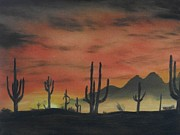 Shawn Cooper - Desert Morning