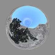 Desert Orb 2 Print by Brent Dolliver
